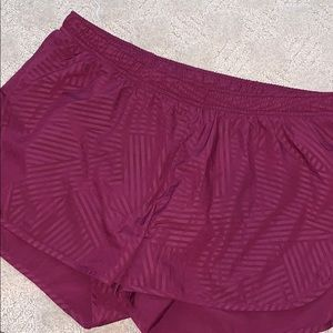 Never worn pink old navy shorts